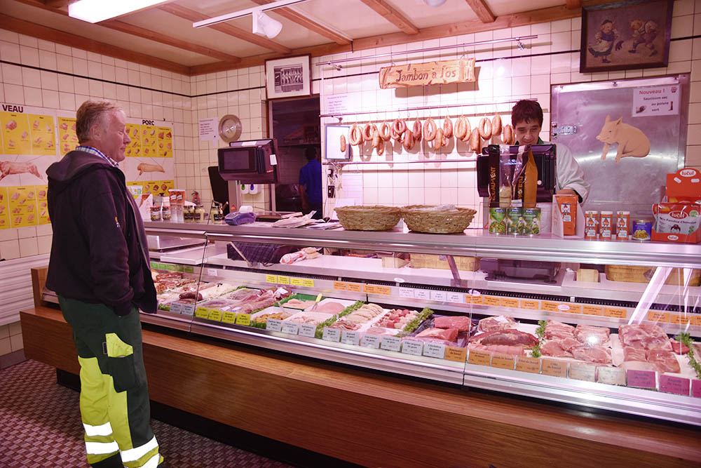 Boucherie charcuterie weber terroir tourisme for Boucherie jura
